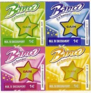 Banco FDJ 294x300 Française des jeux : Banco