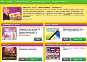 Online Bingo Grattage