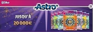 Cartes à gratter Astro