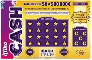 Deux chanceux gagnent 500 000 € dans le Vaucluse