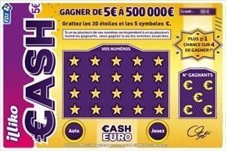 Un habitant du Denaisis remporte 500 000 € au grattage