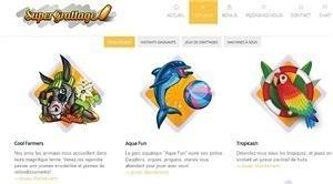 Présentation du site de SuperGrattage.com